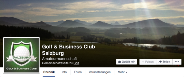 golf and business club salzburg